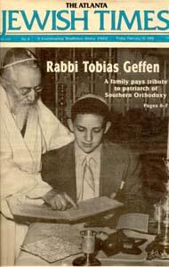 Image result for rabbi tobias geffen images